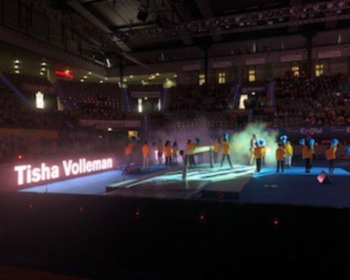 Weltcup in Stuttgart, die Fans in Schmiden
