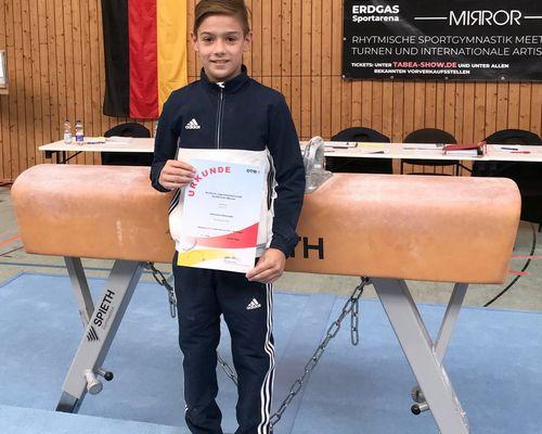 Deutsche Jugendmeisterschaften der Turner