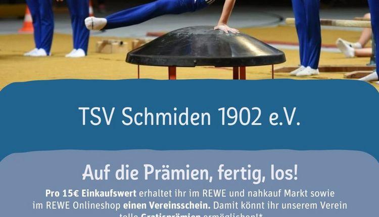 REWE-Aktion: Scheine für Vereine!